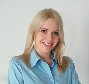 Klaudia Lewandowska, lektor języka angielskiego, angielski dla firm Warszawa, Business English.